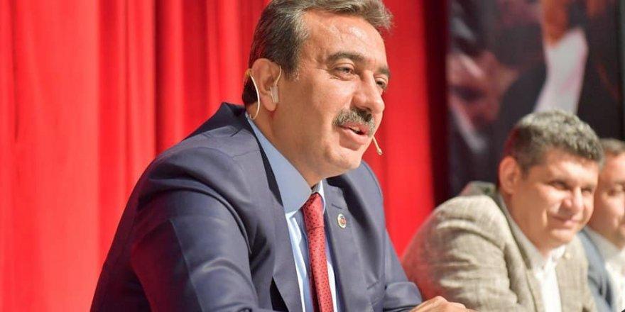 """Çukurova Belediye Başkanı Soner Çetin: """"Bahanelerin arkasına sığınmayacağız. Başarılı olmak zorundayız"""""""