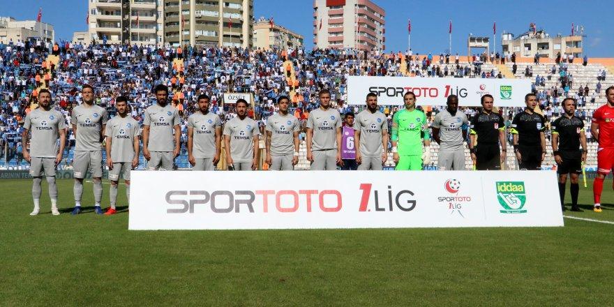 Adana Demirspor: 2 - Balıkesirspor Baltok: 0