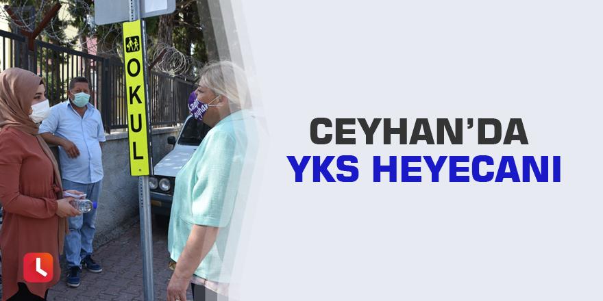 Ceyhan'da YKS heyecanı