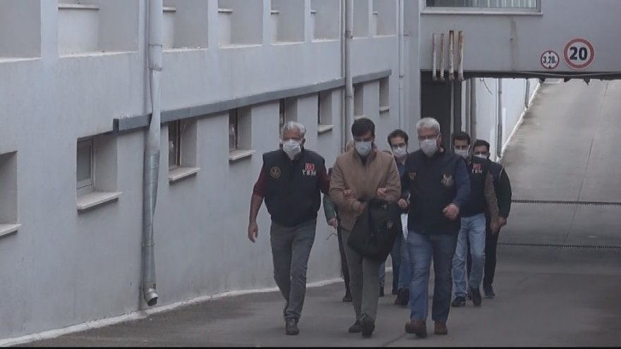 Adana merkezli FETÖ operasyonu: 7 gözaltı