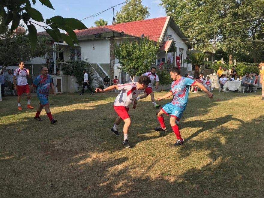 TSYD mini futbol turnuvası başladı