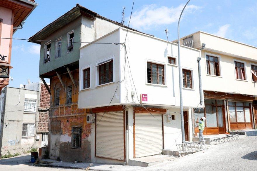 Tepebağ'ın çehresi değişiyor