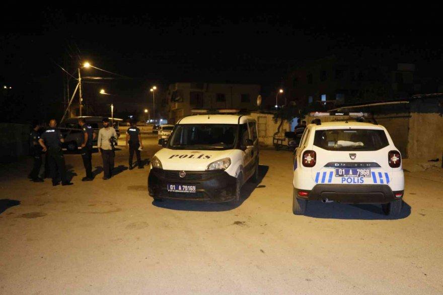 Silahlı kavgada yüzünden pompalı tüfekle vurulan kişi ağır yaralandı