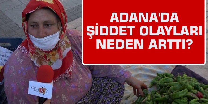 Adana'da şiddet olayları neden arttı?