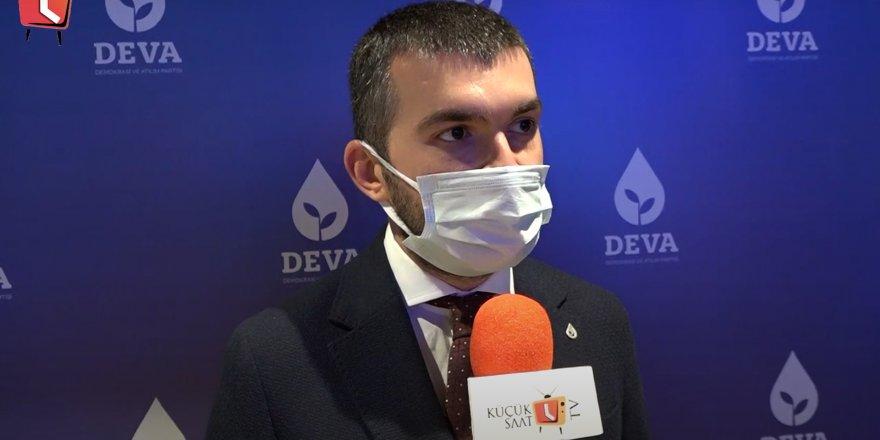 DEVA Partisi Adana İl Yönetim Kurulu Üyeleri ile röportajlar