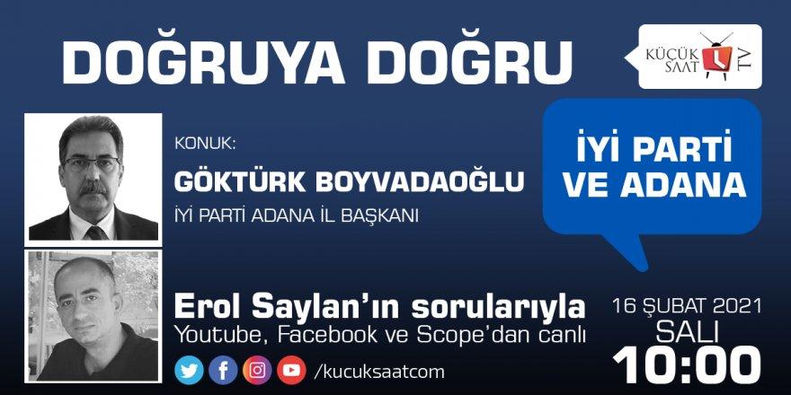 Doğruya Doğru   Erol Saylan - Göktürk Boyvadaoğlu