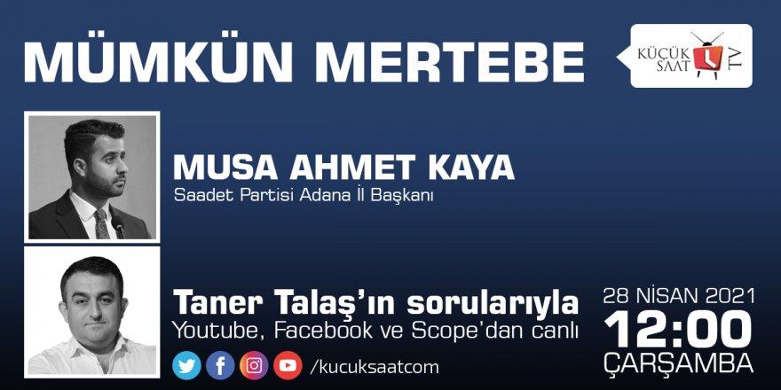 Mümkün Mertebe   Taner Talaş - Musa Ahmet Kaya