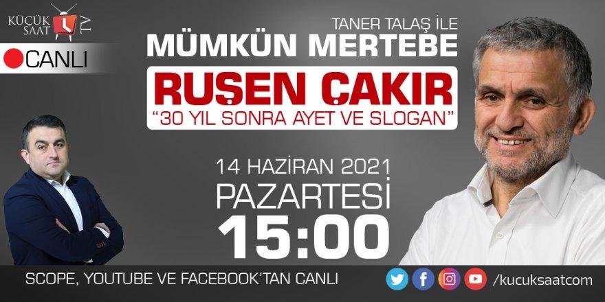 Mümkün Mertebe | Taner Talaş - Ruşen Çakır