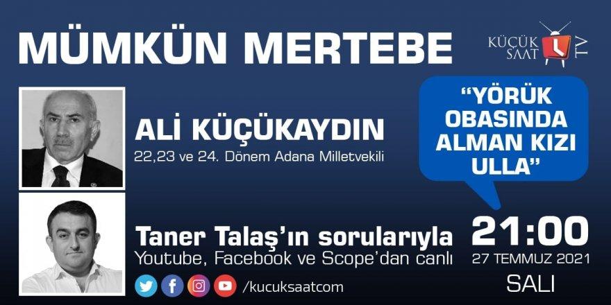 Mümkün Mertebe | Taner Talaş - Ali Küçükaydın