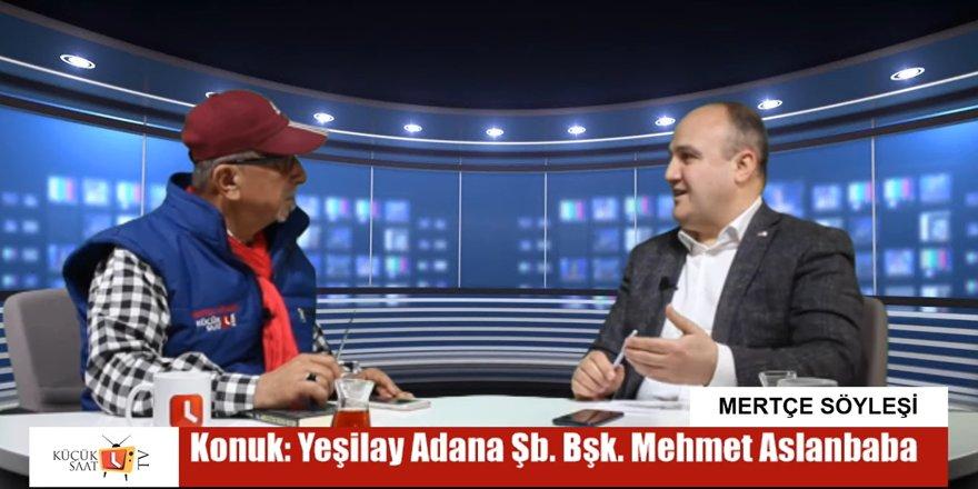 Mertçe Söyleşi | Mehmet Aslanbaba